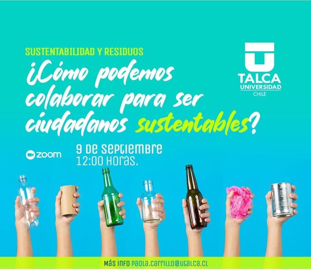 Taller de sustentabilidad y residuos