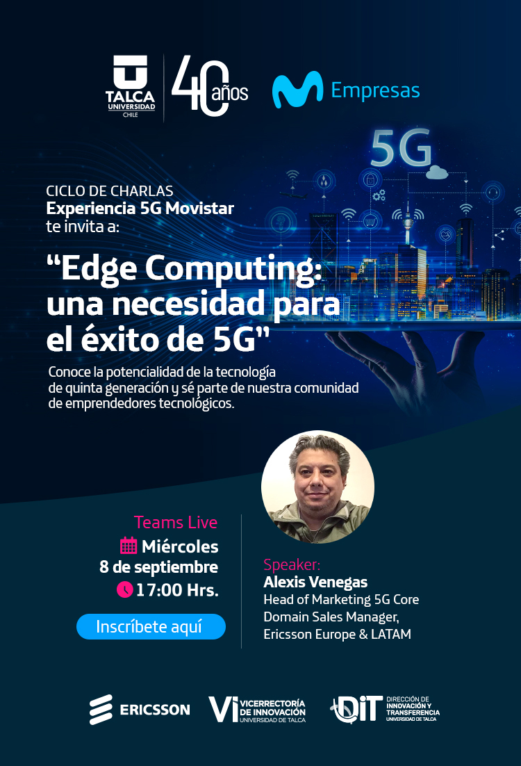 """""""5G y sus extraordinarias posibilidades."""""""
